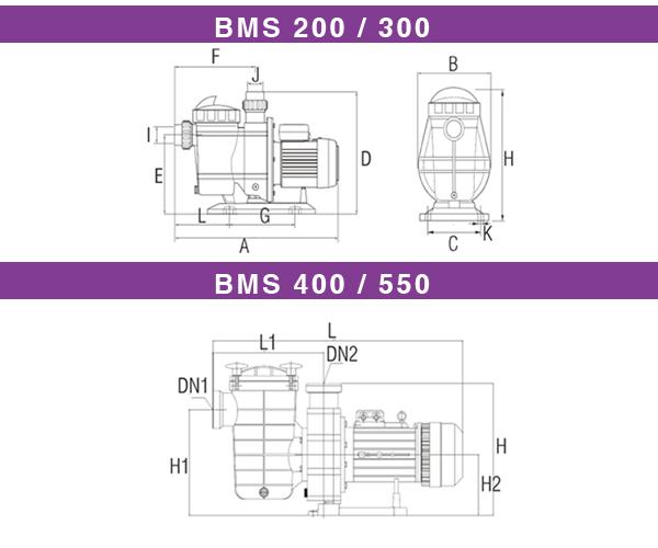 Desenho BMS