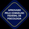Aprovado pelo Conselho Federal de Psicologia